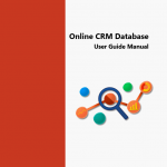 Online CRM Database (Project Development)